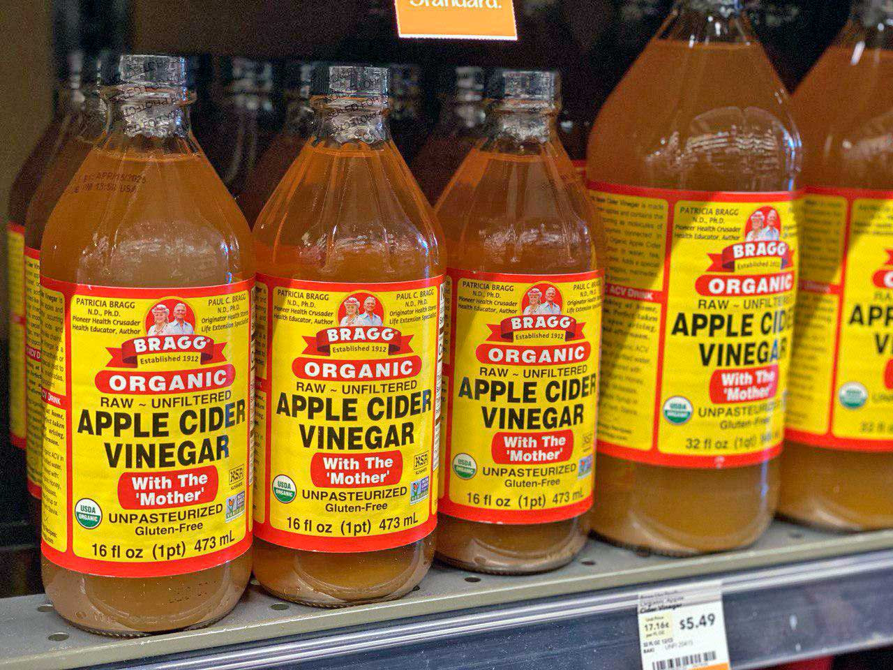 Apple cider vinegar coupons
