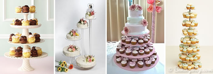 Multi-tiered Cake Stands