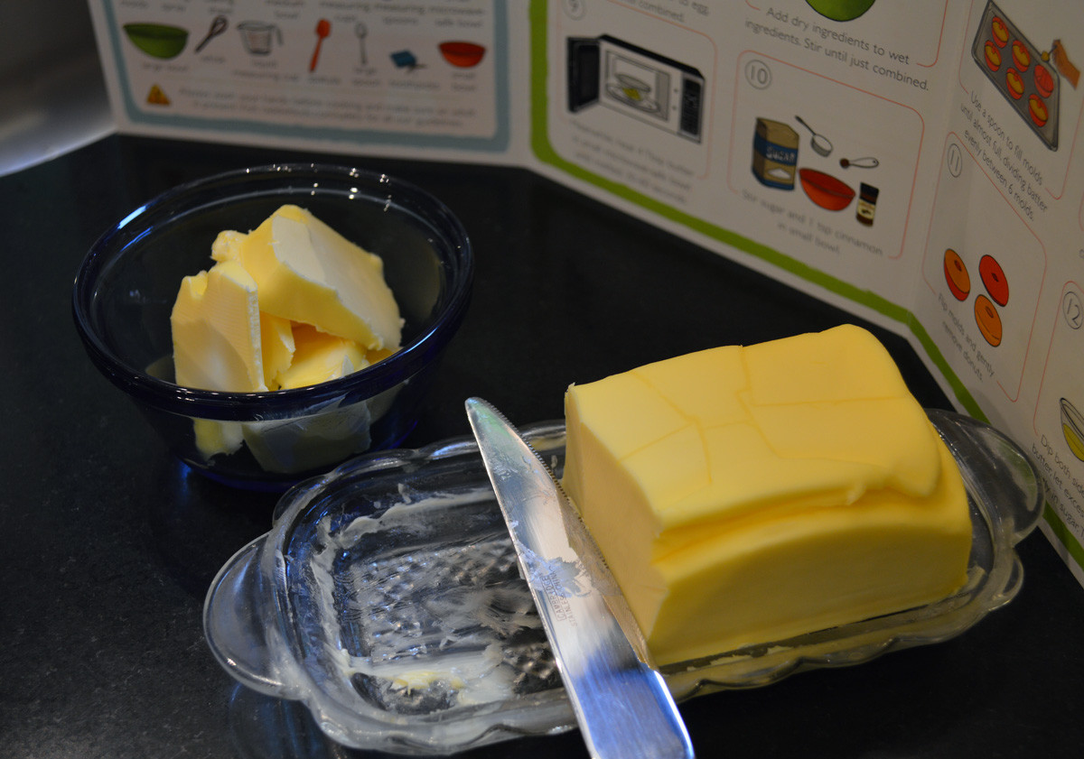 Butter for Raddish Box Recipe