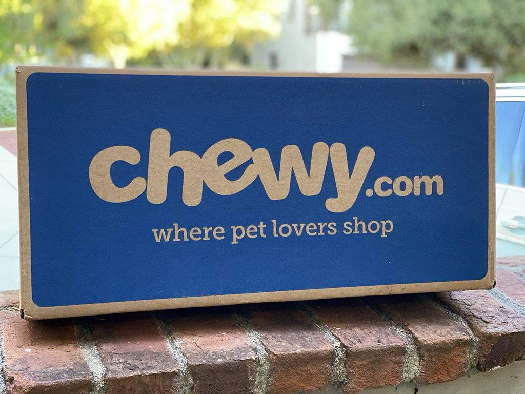 Chewy Promotion