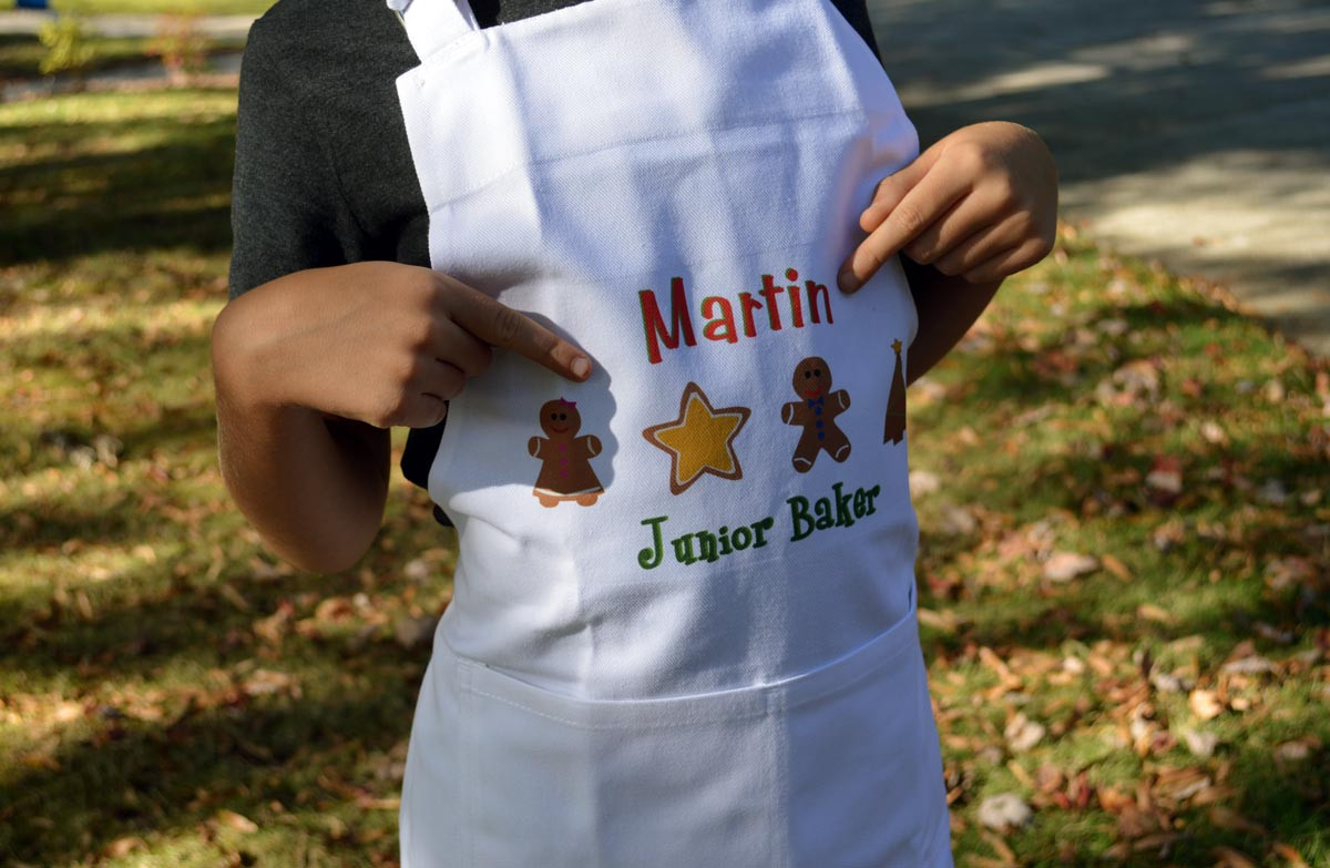 Christmas Apron from Personalization Mall
