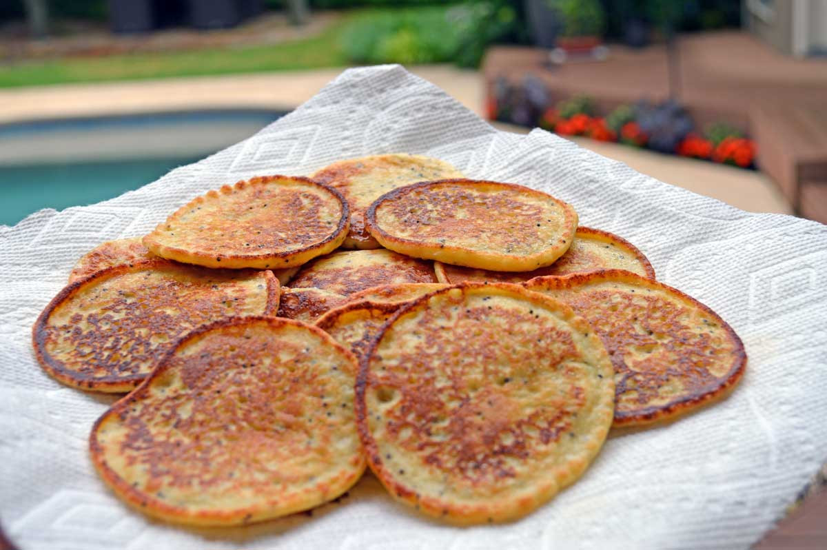 Diet Cottage Cheese Pancakes Cooking