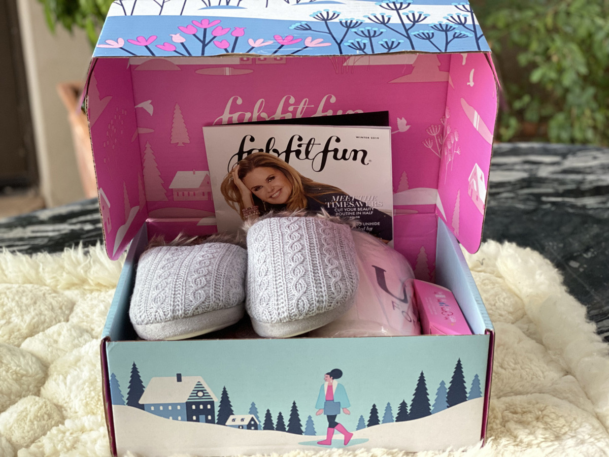 FabFitFun Winter Box Discount