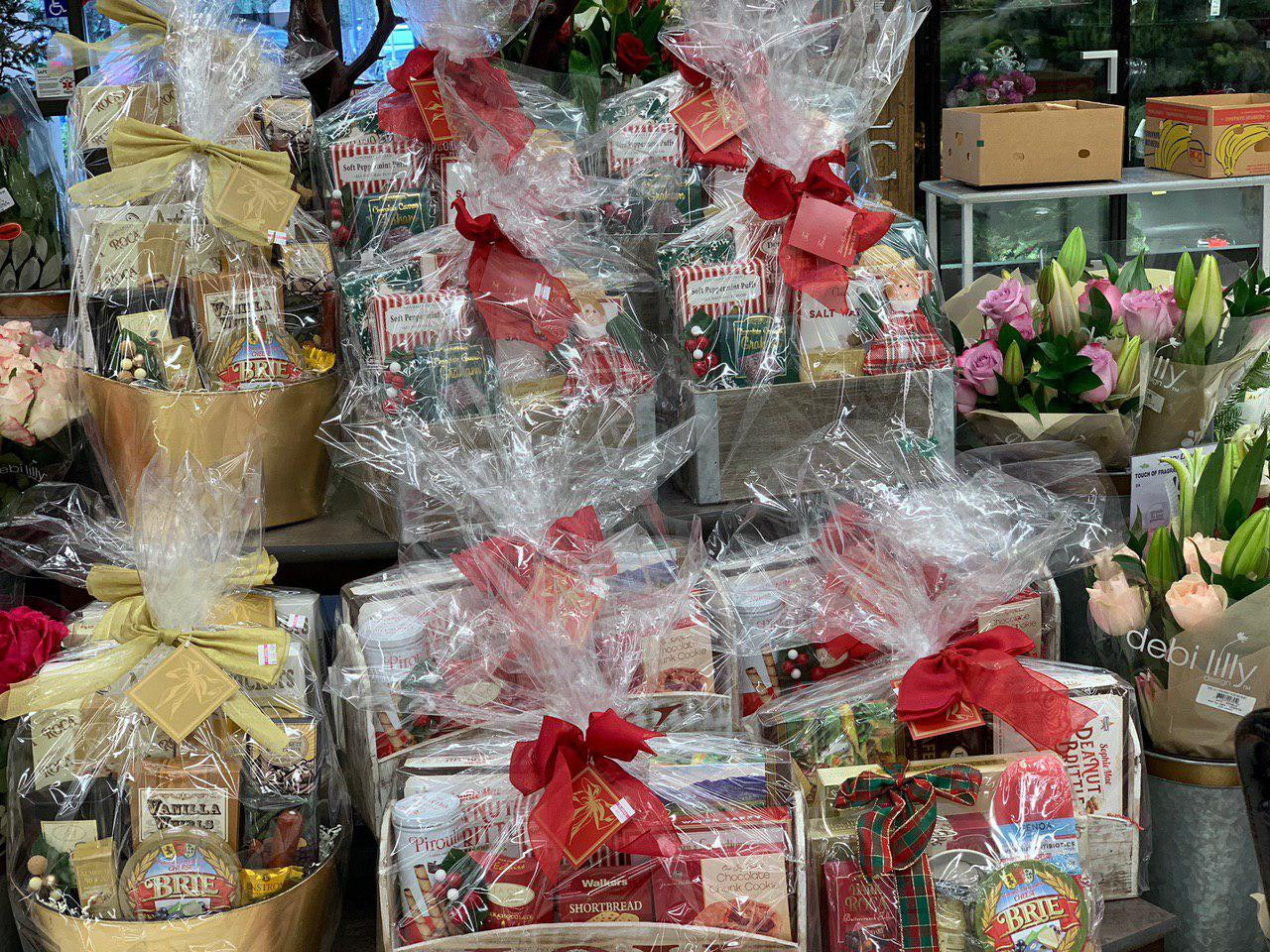 Gournet Gift Baskets