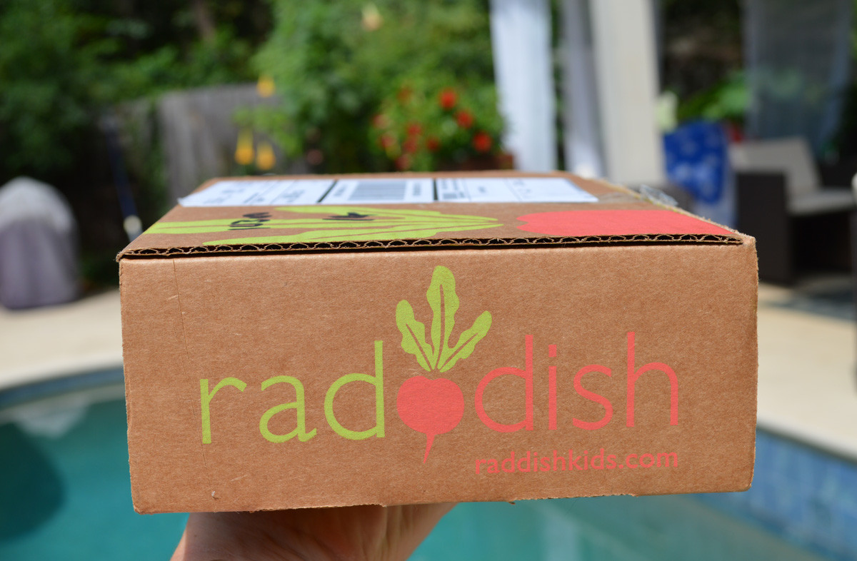 Harvest Party Raddish Box