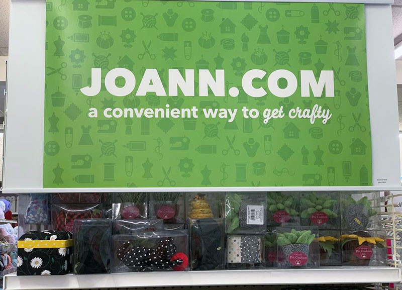 Joann ways to get crafty