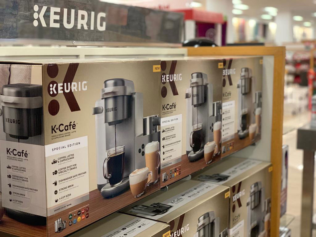 keurig cofee maker black friday promotion