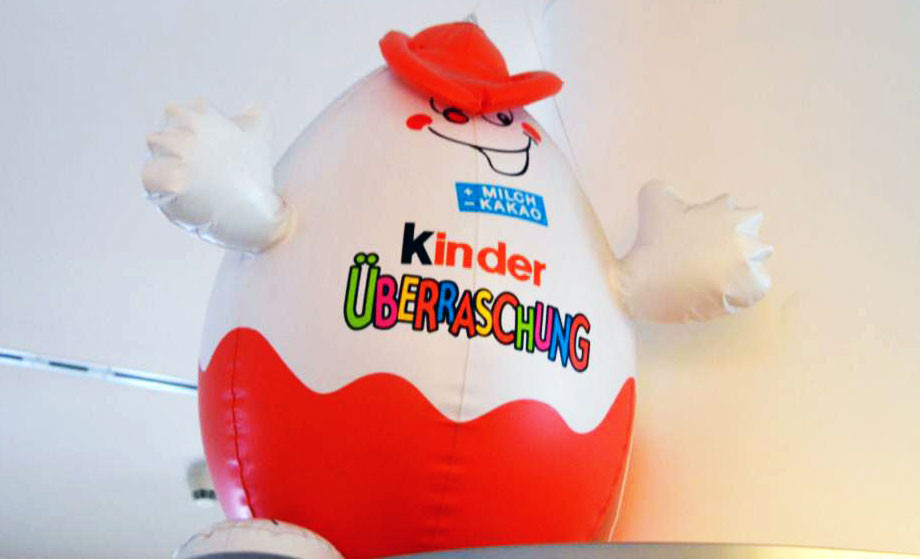 kinder surprise - kinder egg