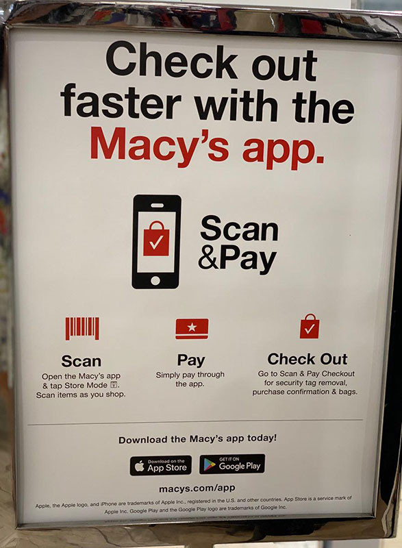 Macy's shopping tips