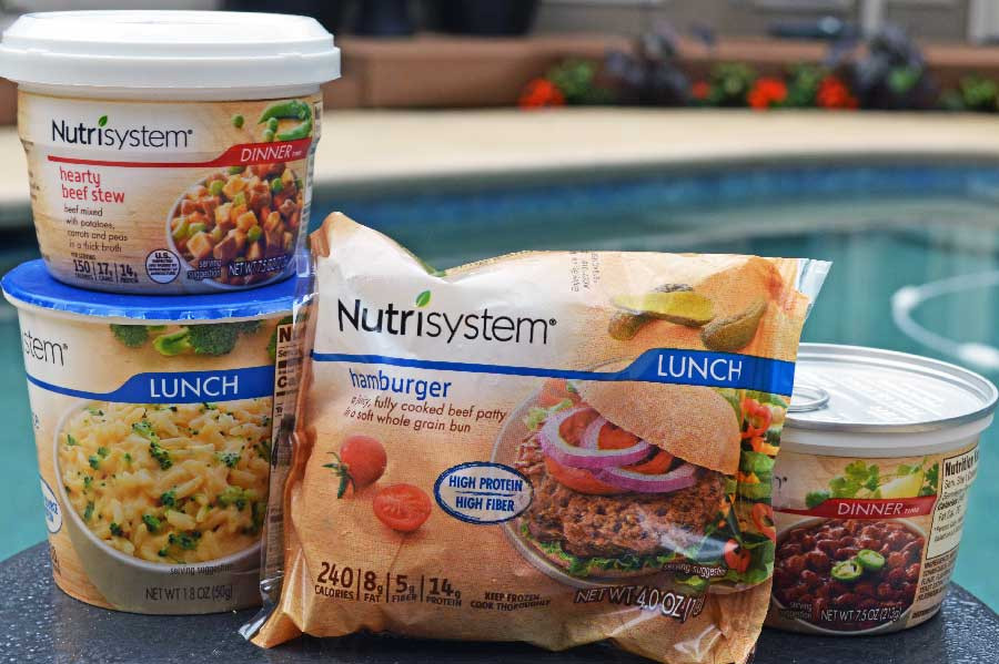 Nutrisystem for Pandemic Weight Loss