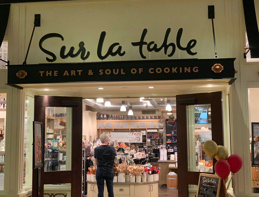 10% Off Sur La Table Coupon - August 2019 | Bakingshop com