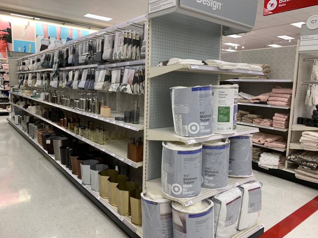 Target home goods