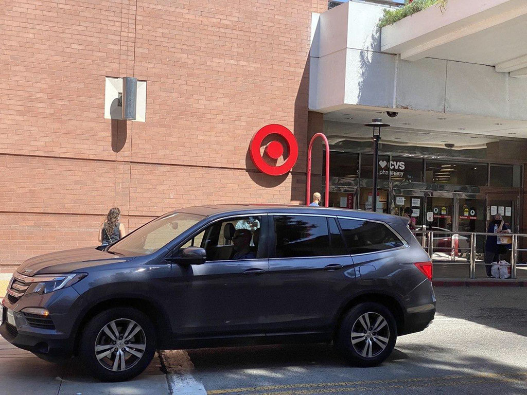 Target Storefront So-Cal