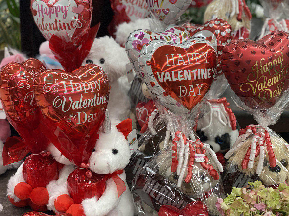 Valentine's Day Gifts With Hearts
