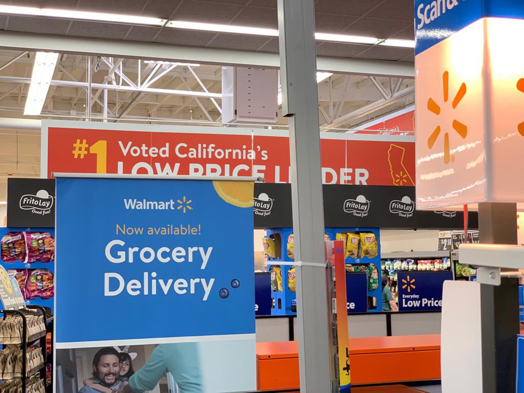 Walmart Grocery Delivery Promo